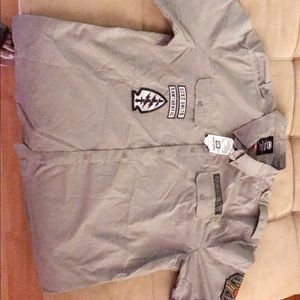 Button down ecko unlimited shirt